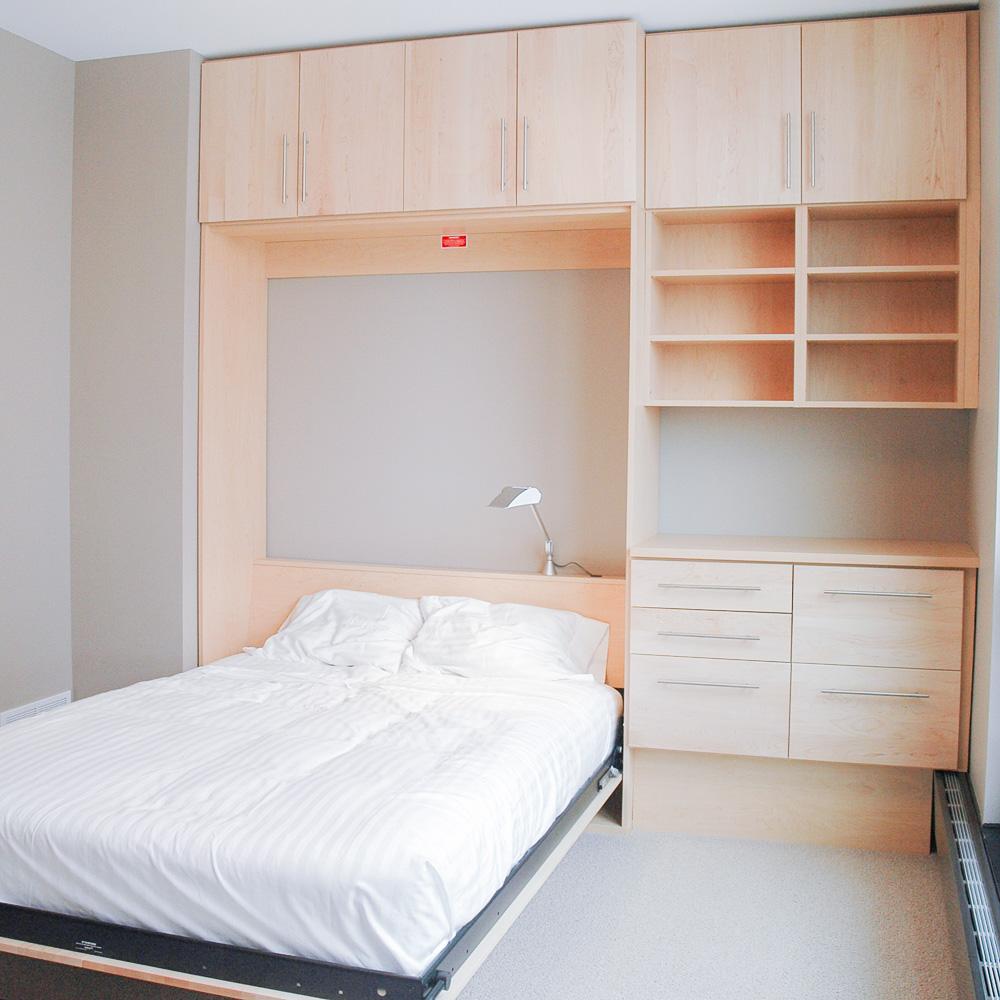 Murphy Beds Of Minnesota : Murphy beds wall techline minneapolis